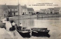 LOMENER = LES QUAIS - JETÉE - France