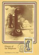 Bophuthatswana 1983 History Of The Telephone, 10c ATM Table Model, Maximum Card - Bophuthatswana