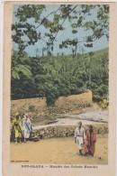AFRIQUE DU NORD,AFRICA,AFRIKA,BOU SAADA EN 1920,BOUSSADA,M´SILA,la Ville,the City,cité Du Bonheur,ouled Hamida - M'Sila