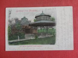 - Wisconsin> Waukesha Silurian Spring & Casino  Ref 1367 - Waukesha