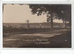 CUTTING - CARTE PHOTO - Cimetière De L'Espérance - Très Bon état - Autres Communes