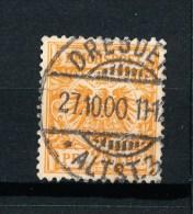 Allemagne - Empire - 1889 YT 49 Mi 49 Reichpost - Gebraucht