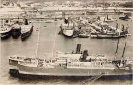 BATEAUX – Carte-Photo, Bateaux Dans Port, à Localiser (BA) - Commerce