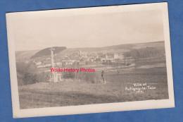CPA Photo - AUTIGNY La TOUR - Militaire Américain Devant La Croix - 1919 - AEF - Sin Clasificación