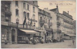 22400g HOTEL - RESTAURANT - TAVERNE - DIGUE - Heyst S/Mer - Heist