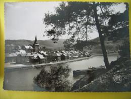 08. Le Vieux MONTHERME Vu Du Chemin Saint Louis 1959 - Montherme