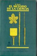"""""""EL MÉTODO DE LA CIENCIA"""" DE R. HARRÉ- AÑO 1970 EDIT. CONS.NAC. CIEN.TECN. PAG. 148 GECKO. - Culture"""