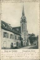67 MOLSHEIM / Evangelische Kirche / - Molsheim
