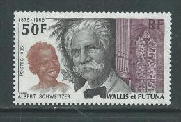 Wallis Et Futuna N° 334  XX 20ème Anniversaire De La Mort Du Docteur Schweitzer  Sans  Charnière, TB - Unclassified