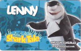 SOUTH AFRICA(chip) - Dream Works-Shark Tale/Painting/Lenny, Telkom Telecard, Chip GEM3.3, Used - Afrique Du Sud