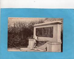 KANSAS CITY M O-american Legion Fountain Swope Park Une Fillette -a Voyagé En 1932- - Kansas City – Kansas