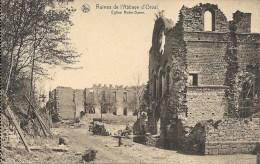 ORVAL : Ruines De L'Abbaye - Eglise Notre-Dame - CPA PEU COURANTE - Florenville