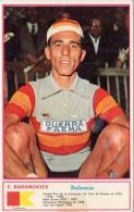 SPORTS – Cyclisme, F. Bahamontès, Champion D'Espagne - Cyclisme