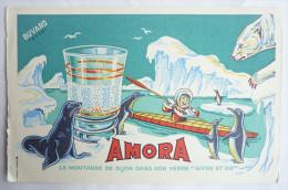 BUVARD AMORA MOUTARDE DE DIJON - Mostard