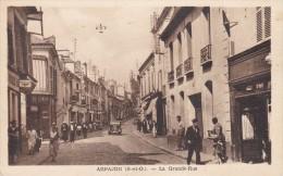 ARPAJON - La Grande Rue - Arpajon