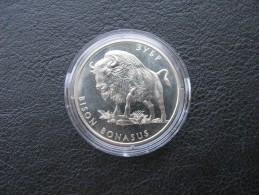 Ukraine Zubr Bison 2003 Coin , 2 UAH - Ukraine