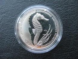 Ukraine Sea horse  Hippocampus 2003 Coin , 2 UAH - Ukraine
