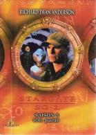 """D-V-D  Richard Dean Anderson  """"  Stargate SG.1  """" - Ciencia Ficción Y Fantasía"""