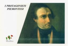 [DC1451] CARTOLINEA - 150° ANNO UNITA´ D´ITALIA  - PROTGONISTI PIEMONTESI - CARLO BONCOMPAGNI DI MOMBELLO (27) - Storia
