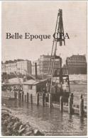 75 - PARIS - Les Berges De La Seine - #14 - MARTEAU-PILON En Mouvement ++ Staerck Frères ++ CHAUSSURES THOMASSET, Paris - The River Seine And Its Banks