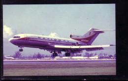 AK   National Airlines Boeing 727   Karte Nicht Gel. - 1946-....: Moderne