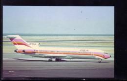 AK   Pacific Southwest  Airlines Boeing 727   Karte Nicht Gel. - 1946-....: Moderne