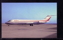 AK   Pacific Southwest  Airlines DC-9   Karte Nicht Gel. - 1946-....: Moderne