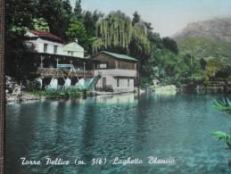 TORRE  PELLICE -  BLANCIO LAGHETTO  1956 - Faroe Islands