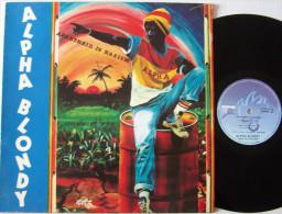 Alpha BLONDY LP Regae Original 1985 Apartheid Is Nazism - Reggae