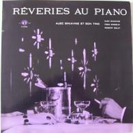 Alec SINIAVINE & Son Trio Deep PURPLE LP ORIGINAL BIEM Rêveries Au Piano - New Age
