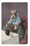 9703 - Chien Qui Moud Son Café - Thiele, Arthur