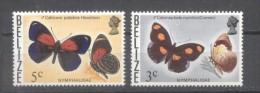 Belize 1974 Butterflies, MNH AE.238 - Belize (1973-...)