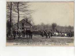 Chasse à Courre En Andaines - Le 1000e Cerf De M. Le Marquis De Cornulier - Mars 1907 - Très Bon état - Autres Communes