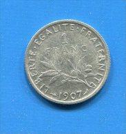 1  Fr  1907 - France