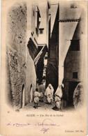 ALGER ... UNE RUE DE LA CASBAH - Algerien