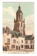 44 LE CROISIC / CPA N° 754  L´EGLISE Paroissiale De Notre Dame De La Pitié /Ed. Inconnu / Neuve Raccourcie!! - Le Croisic