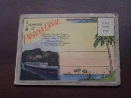 Souvenir Of PANAMA Canal (  Pour Detail Voir Photo ) ! - Géographie