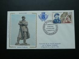 FDC Général Faidherbe Victoire De Bapaume Guerre De 1870 - Non Classificati