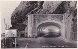 PENMAEMAWR - THE PENMAENBACH TUNNEL - Caernarvonshire