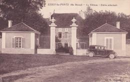 CPA - 52 - ESSEY Les PONTS - Le Château Entrée Principale - Other Municipalities
