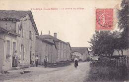 CPA - 52 - FRAMPAS - Le Centre Du Village - Francia