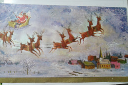 Pere Noel Santa Claus Canada - Weihnachtsmänner
