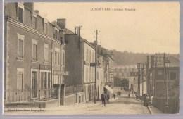 LONGWY - BAS . Avenue Margaine . - Longwy