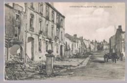 GERBEVILLER - LA - MARTYRE . Rue Gambetta . - Gerbeviller