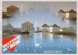 München , Schloß Nymphenburg - München