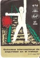CALENDARIO DEL ESPAÑA DE RENFE DEL AÑO 1969 (CALENDRIER-CALENDAR) TREN-TRAIN-ZUG - Tamaño Pequeño : 1961-70