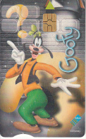 SOUTH AFRICA - Disney/Goofy, Telkom Telecard, Exp.date 11/02, Used - Zuid-Afrika