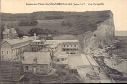 Sanatorium Marin Des Grandes Dalles - Vue D'ensemble - Saint-Martin-de-Boscherville