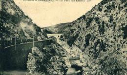 ARLEBOSC - ARDECHE  (07) - PEU COURANTE CPA. - Francia