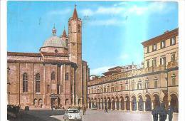 77318) Cartolina Di Ascoli Piceno-piazza Del Popolo-viaggiata - Ascoli Piceno